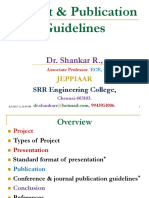 Project Publication guidelines finalised.pptx