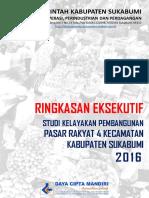 Ringkasan Eksekutif Fs Pasar Sukabumi