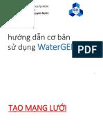 WaterGEMS Can Ban