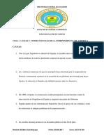Causas y Conseciencias de La Independencia de Amr