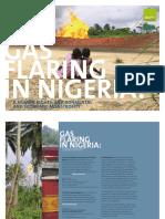 Gas Flaring Nigeria