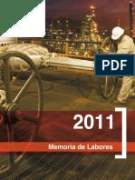 Memoria Labores 2011