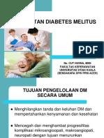 Perawatan Diabetes Melitus