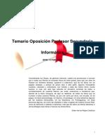TEMARIO IFCT