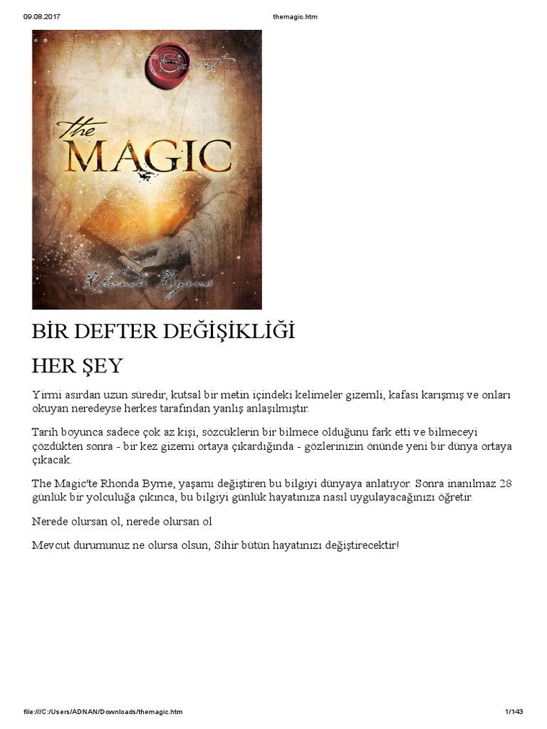 The Magic Türkçe