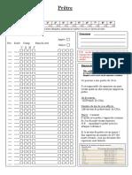 [FR] D&D 3.5 - Aide de Jeu - Prêtre