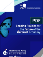 Shaping Policies for the Future of the Internet Economy