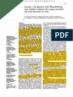 Chromosome 13q deletion with Waardenburg.pdf