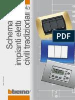 Schemario Impianti Elettrici Civili Tradizionali