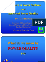 2010 10 08 IEEE-Egypt Power Quality Presentation 000