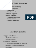 Hw&Sw Selection
