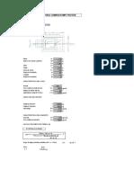 Calculo Estructural Camara Rompe Presion