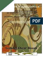 KNOW HOW INTERNAZIONALE di Gabriel Oscar Rosati Concetti Basilari Su Combo, Big Band & Jazz Ensemble