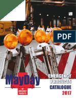 Catálogo 191 Mayday  Equipamento Emergência