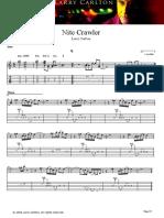 Larry Carlton - Nitecrawler.pdf