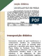Transposição