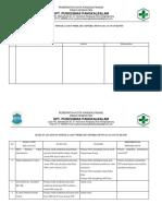 9.1.2 Ep1 Bukti Evaluasi Dan Tindak Lanjut Perilaku Kinerja Petugas Layanan Klinis