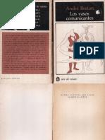 Los vasos comunicantes - André Breton.pdf