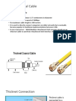 Types of Coaxial Cable