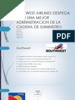 Soutwest Airlines Despega Con Una Mejor Administracion De