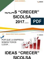 PRESENTACIÓN PROGRAMA IDEAS CRECER SICOLSA-PROPUESTA 2017....pptx