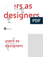 Users as Designers
