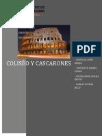 COLISEO y Cascarones Estructuras 2
