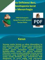 Anemia Defisiensi Besi.