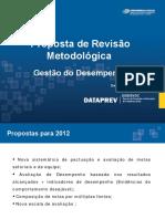 Dataprev_Apresentacao_Proposta de Revisão Metodológica