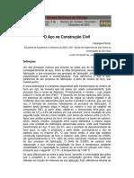 O AÇO NA CONSTRUÇÃO CIVIL -art 1.pdf
