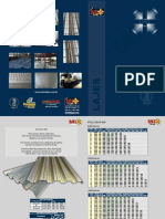 Catalogo Steel Deck