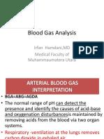 Blood Gas Analysis-IH 2014