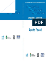 Inventario Ambiental Do Acude Pacoti 2011