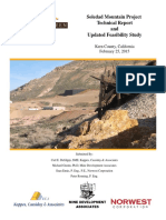 NI-43-101 - Soledad Gold Project - Technical Report 2015