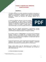 METODOS Y TECNICAS DERECHO CONSTITUCIONAL