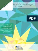 Secretaría Nacional de Drogas Uruguay - Guía más información menos riersgos