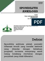 Ppt - Referat Ankilosis Spondilitis (Koas Radio)