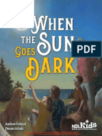 """When the Sun Goes Dark"" sample chapter"