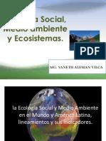 Ecologia Social y Medio Ambiente-yaneth Aleman 1