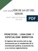 Diapositivas D.adm.2013-II (Ley 30057)
