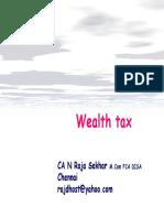 Wealth Tax Inter