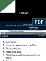 ALACERO-Flexión