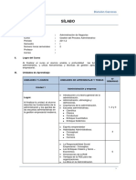 Gestion Del Proceso Administrativo