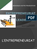 entrepreneuriatleadership-140104081319-phpapp02