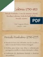 Aula Brasil Colônia 1