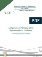 PRUEBA de HIPÓTESIS - Pedro López Estadistica