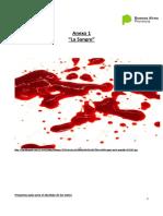Anexo 1 La Sangre COMPRENSION LECTORA