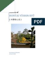 Takagiryu History