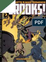 Mutants & Masterminds - Crooks!.pdf