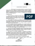 Resolucion Catedra Libre Deodoro Roca